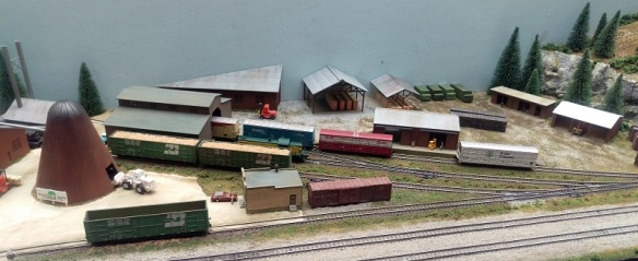 The 2015 NMRA (BR) Convention SS 10