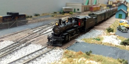 The 2015 NMRA (BR) Convention SS 15