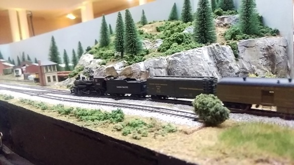 The 2015 NMRA (BR) Convention SS 16
