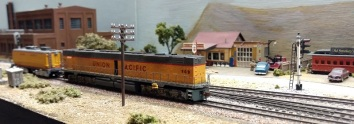 The 2015 NMRA (BR) Convention SS 2