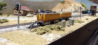 The 2015 NMRA (BR) Convention SS 32