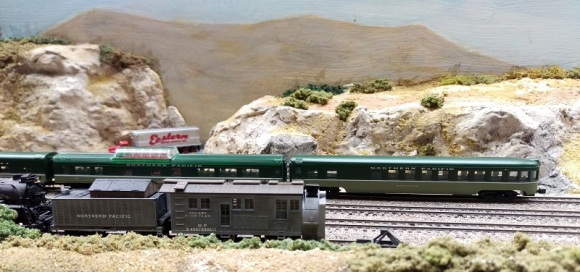 The 2015 NMRA (BR) Convention SS 35