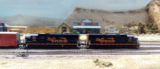 The 2015 NMRA (BR) Convention SS 37