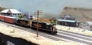 The 2015 NMRA (BR) Convention SS 38