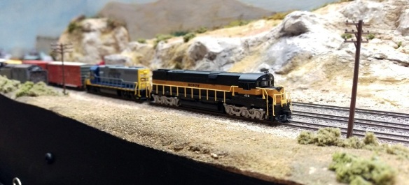 The 2015 NMRA (BR) Convention SS 5
