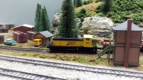 The 2015 NMRA (BR) Convention SS 8