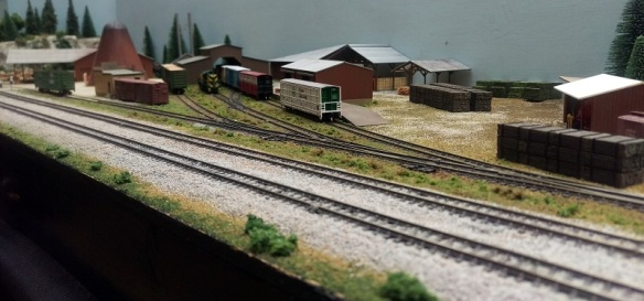 The 2015 NMRA (BR) Convention SS 9