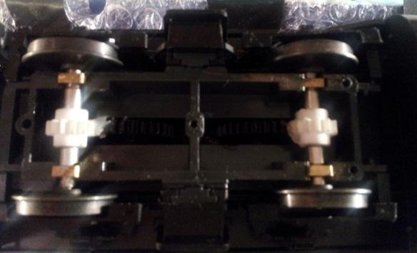 Rivarossi F9 (O Scale Gears 6 (Mike Dobson)