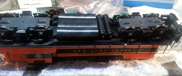 Rivarossi F9 (O Scale Gears 8 (Mike Dobson)