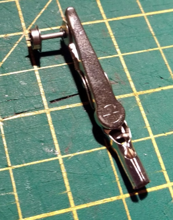 Wheel Set Resistor 10
