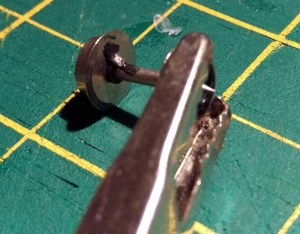 Wheel Set Resistor 12