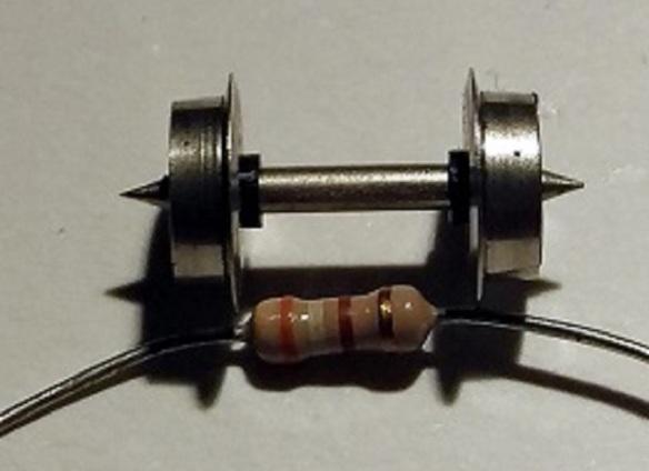 Wheel Set Resistor 13