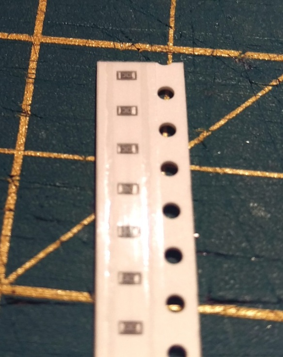 Wheel Set Resistor 4