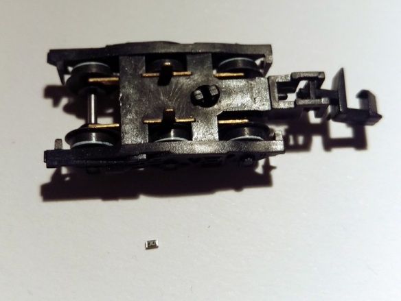 Wheel Set Resistor 6