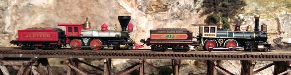 Bachmann 4-4-0 New & Old Style