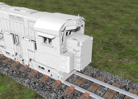 Alco C-855 666.Front (render)