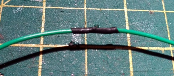 Wire Joint With Heat Shrink 8