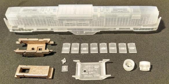 C-855B Kit - Raw
