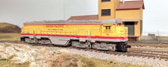 Finished Alco C-855