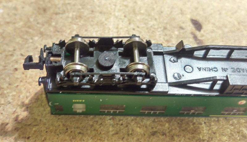 Replacement Train Parts : Replacement graham farish bolster james train parts