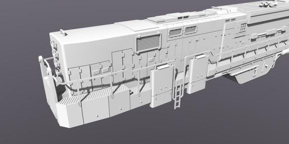 Alco C-855B Sand Box Fix 1