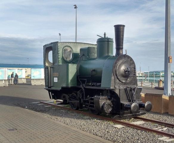 Reykjavík Harbor Railway 1