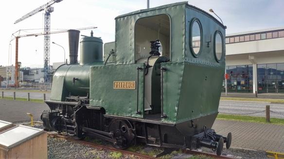 Reykjavík Harbor Railway 4