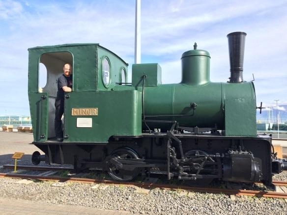 Reykjavík Harbor Railway 6