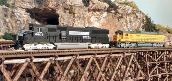 January | 2017 | James' Train Parts