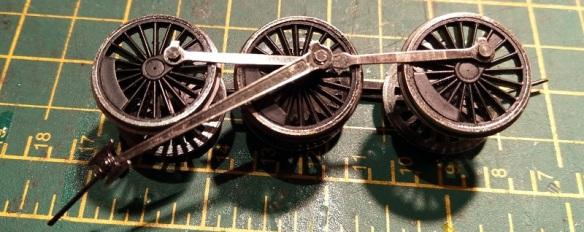 Bachmann (Mainline & Replica Railways) Split Chassis Axle Repairs