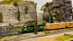 Solent Summit Warley 2019 Cascade Falls (Paul Begg)